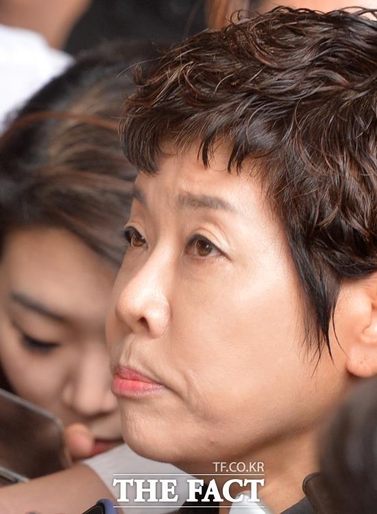 김미화, 前 남편 위자료 청구 '대략 난감'