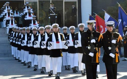 6·25 국군 전사자 365위 봉안식