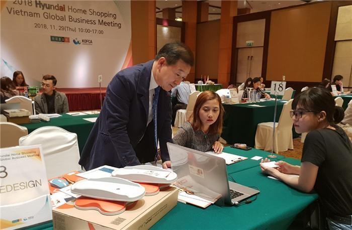 현대홈쇼핑, 베트남서 1232만달러 수출상담 실적 달성