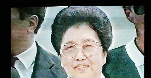 """北 김일성 부인 김성애 사망…통일부 """"구체적으로 확인되면 공유할 것 """""""