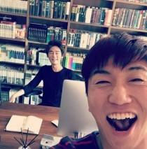 """허지웅 암투병, 유세윤 응원…""""마음이 따뜻한 형 늘 배려해주는 형"""""""