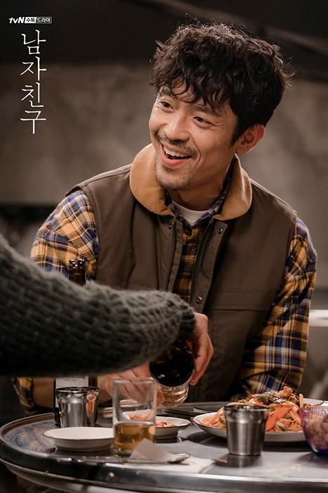 '남자친구' 박보검의 친한 동네형 김주헌, 그는 누구?