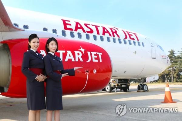 동남아행 이스타항공 6시간 넘게 지연…승객 불편