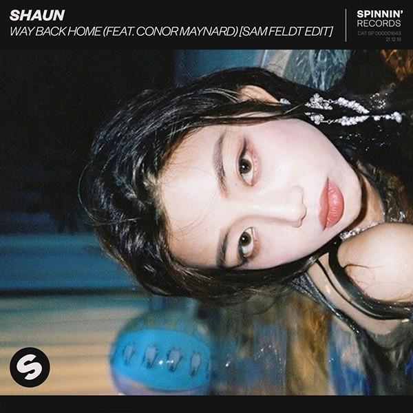 숀(SHAUN), 21일 'Way Back Home' 글로벌 버전 공개…샘 펠트·코너 메이너드와 콜라보
