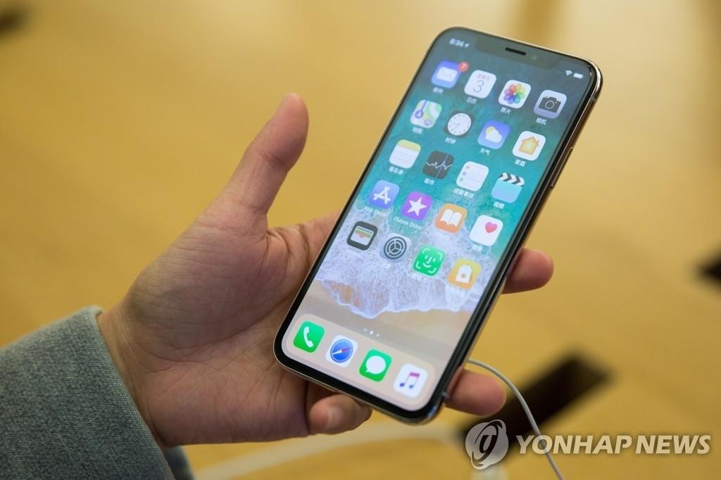 """""""아이폰 출하량 추정치 20% 삭감"""" 경고"""