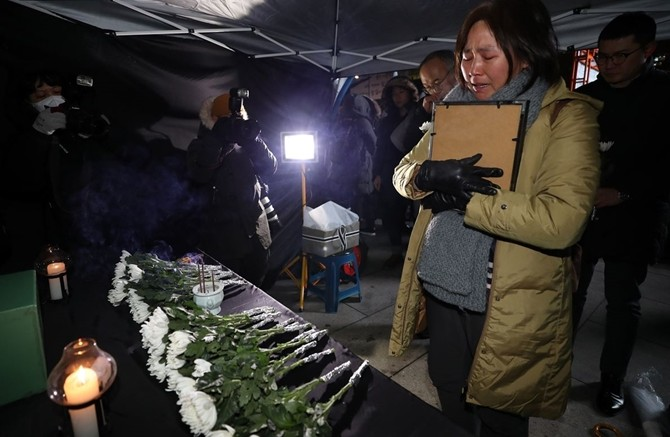 김용균처럼 죽어나간 8명… 모두 '비정규직'