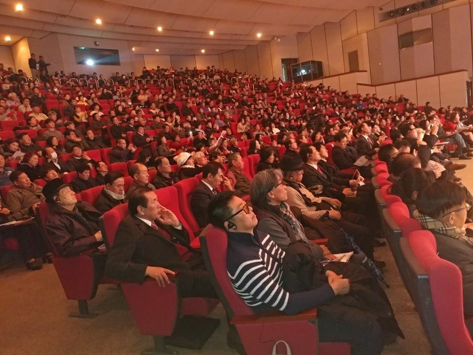 폭설 속 투자열기 '후끈' - 2019 베트남 투자시장 대전망 '성황'