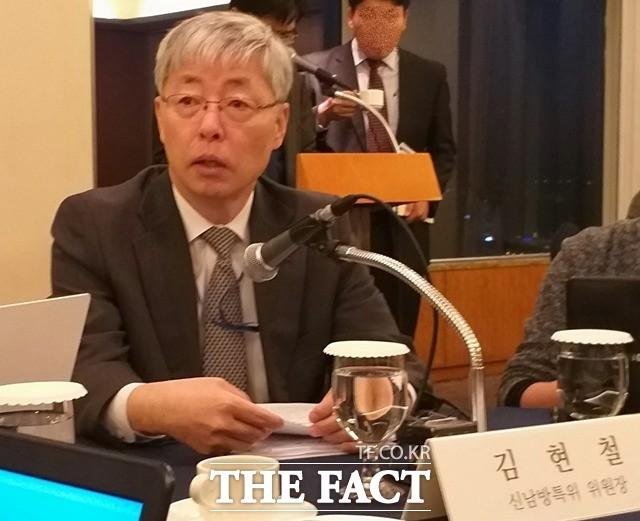 """김현철 신남방특위 위원장 """"금융협력센터 인니에 창설 계획"""""""