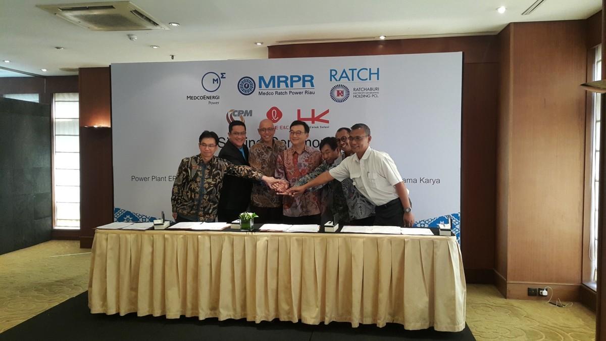 롯데건설, 2,282억 규모 인도네시아 발전 플랜트 사업 시동