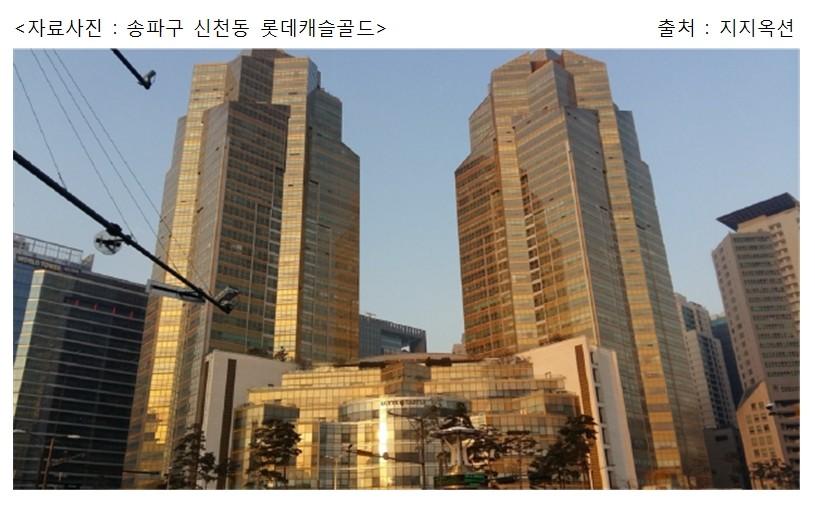 서울 고가 주상복합 줄줄이 경매행…진행 건수 2배로 급증