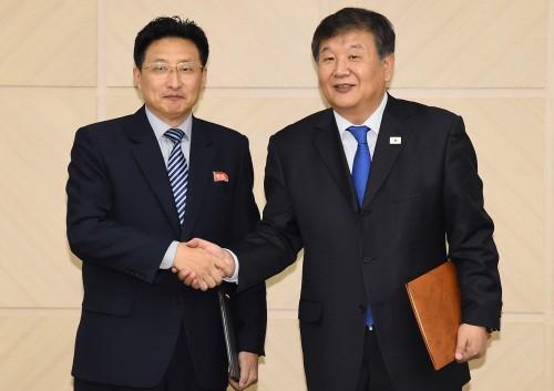 남북, 내년 2월 IOC와 올림픽 공동유치 단일팀 논의