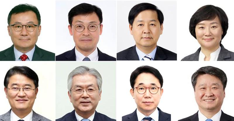 인사혁신처장-기재부 차관 등 16명 차관급 인사 단행