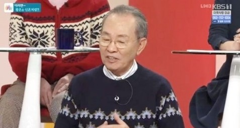 """'아침마당' 윤항기 """"아내와 50년 살았다… 벌써 금혼식 할 나이"""""""