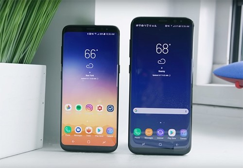 국대폰, 갤럭시S8·LG V30 가격 0원 정식판매 등록 업체