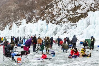 청평 얼음꽃축제 2019