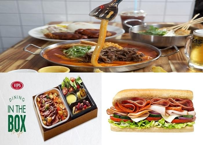 불황 외식업계, '커스터마이징' 메뉴로 대응