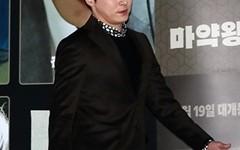 '마약왕' 조정석, 정의로운 검사 스타일