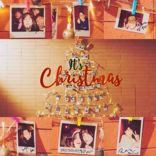 정해인·AOA·노홍철·정형돈 등 FNC 출동… '잇츠 크리스마스' 17일 공개