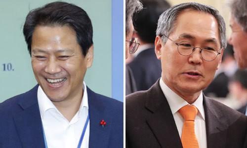 前특감반원 '우윤근 첩보' 주장 파문 확산 '작성 상황' 임종석·우윤근 설명 달라 의혹