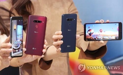 LG전자도, 5G폰 삼성전자와 같은 내년 3월 출시 목표