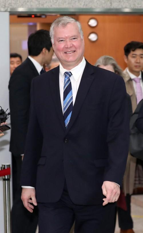 비건 이번주 방한… 北 비핵화 논의