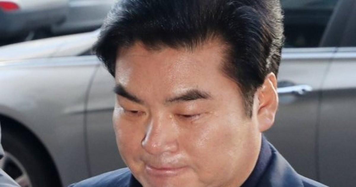"""'물갈이' 원유철 """"선당후사의 심정으로 당 결정 겸허히 받아들여"""""""