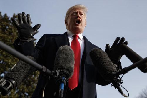 '속도조절론' 다시 꺼내든 트럼프… 北 압박용?