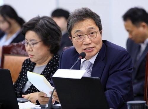 이학재, 18일 한국당 복당 선언…바른미래당 현역 의원 탈당 1호