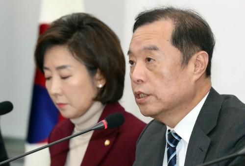 한국당, 현역의원 21명 물갈이… 친박 12명 포함 '후폭풍'
