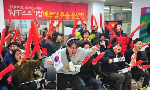 한국팀 경기 아닌데 … 시청률 '대박'