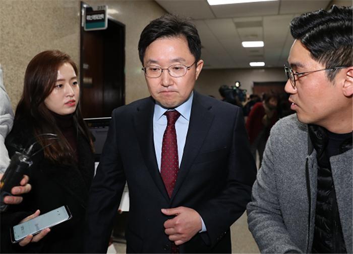 (종합)한국, 현역의원 21명 물갈이 시도
