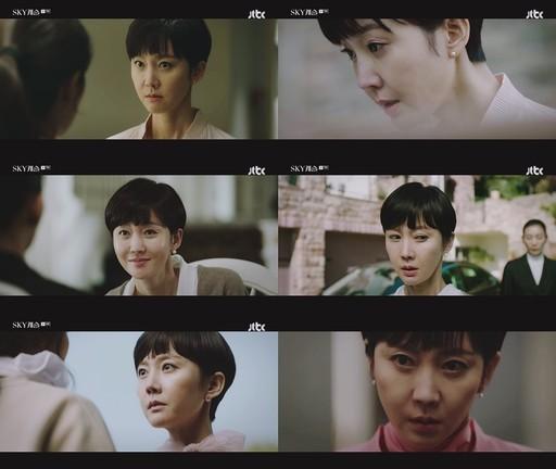 'SKY 캐슬' 염정아, 60분 꽉 채운 디테일한 열연