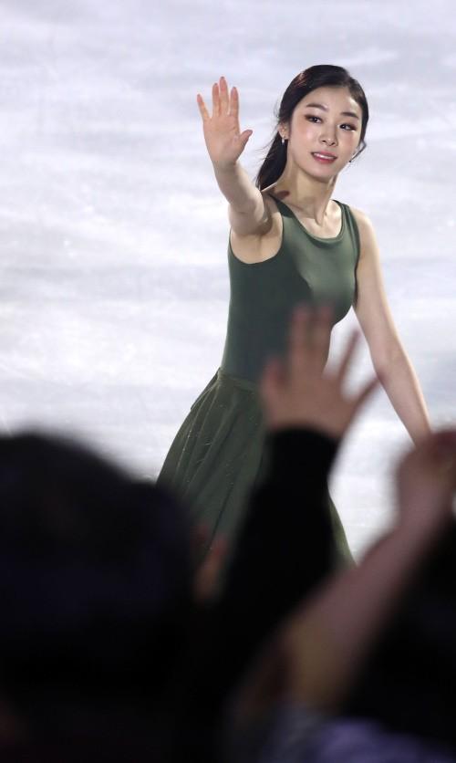 김연아, 6년 만의 해외 아이스쇼 출연료 전액 유니세프 기부키로