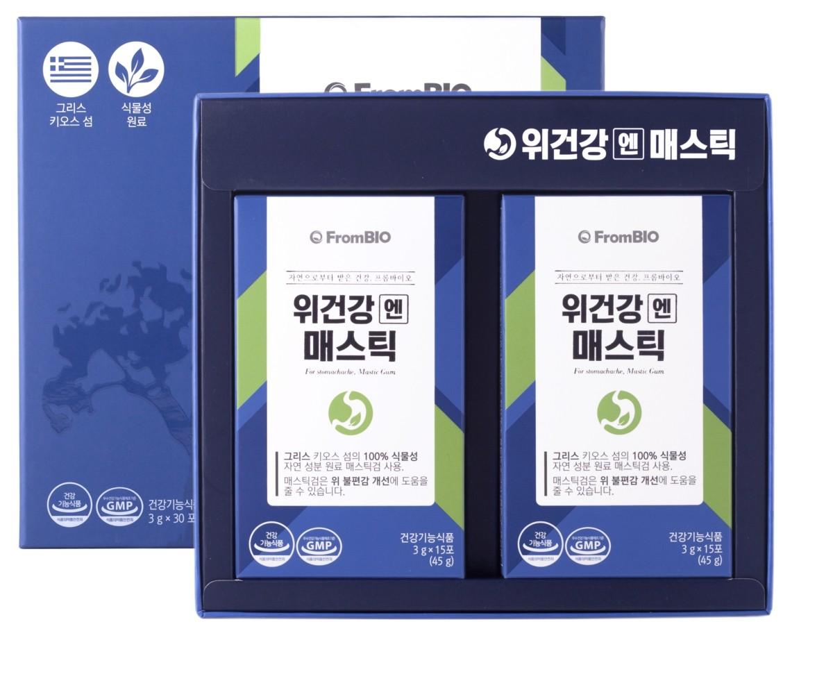 한국인의 '속'이 위험하다! 연말선물 추천.. 매스틱 선물하세요!