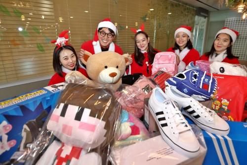 LG디스플레이, 저소득층 아동 위한 크리스마스 선물 마련