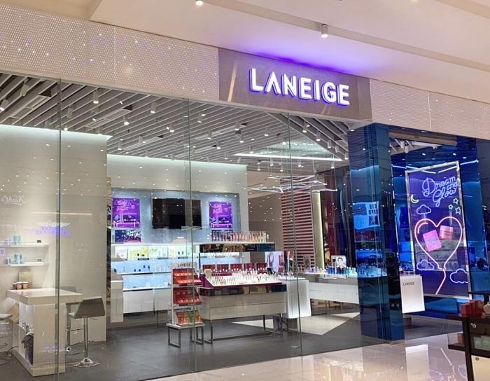아모레퍼시픽 '라네즈', 필리핀 진출…마닐라 백화점에 단독 매장