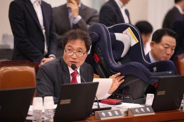 이학재 바른미래당 의원, 18일 자유한국당으로 복귀할듯