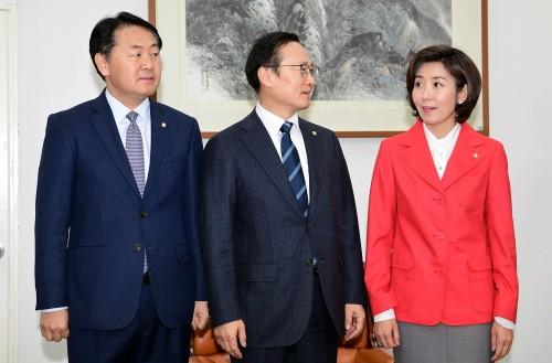 오월동주…여야, 27일 임시국회 본회의 개최 합의