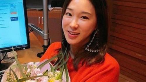 """'오후의 발견' 임시 DJ 강균성 """"이지혜 오늘(17일) 아침 순산해…축하한다"""""""