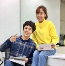 """내사랑치유기 소유진, 윤종훈과 다정샷…""""임치우 여사님 화이팅"""""""