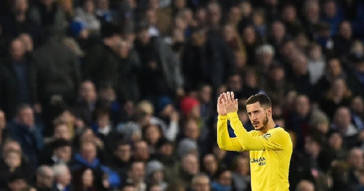 '아자르 1골 1도움' 첼시, 브라이튼에 2-1 신승... 리그 2연승