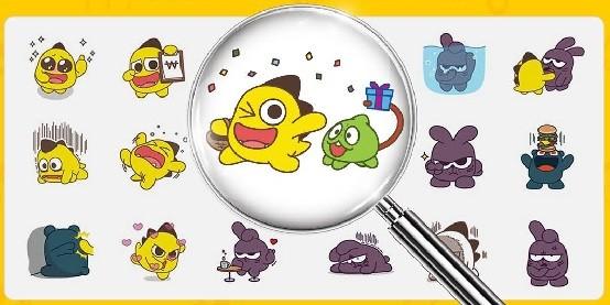 넷마블 대표 캐릭터 '넷마블프렌즈' 이모티콘 무료 배포