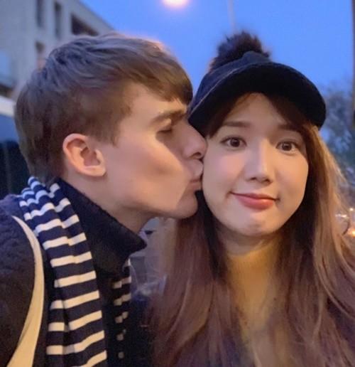 '아내의 맛' 국가비♥조쉬, 영화 속 한 장면 같은 '애정 표현'
