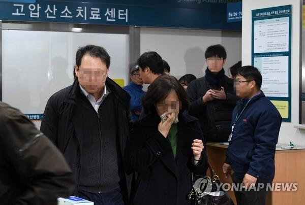 """강릉 고교생 사망 학부모 """"가슴 찢어집니다""""…대성고등학교는 '임시휴업'"""