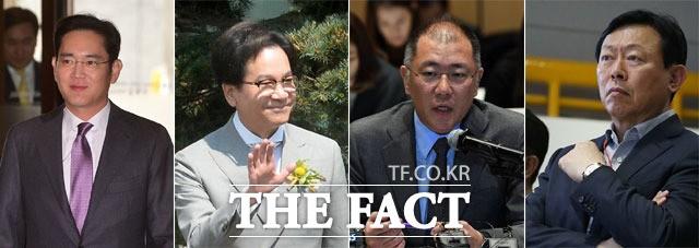 """이재용·이재현·정의선·신동빈의 고민…""""신글로벌 전략 수립하라"""""""