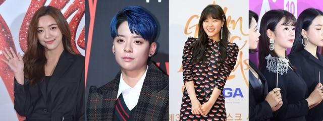 '아이돌도 겸업이 되나요?' 유튜브에 도전하는 가수들