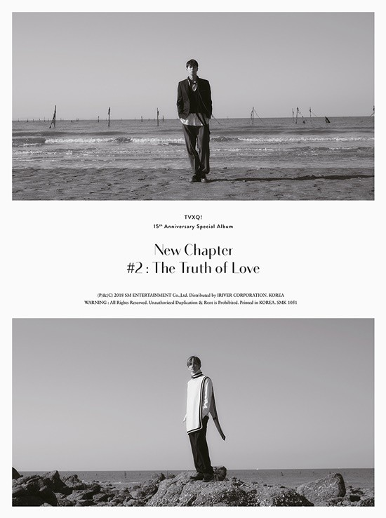 '데뷔 15주년' 동방신기, 단 하나의 진실한 사랑 찾아…'Truth'