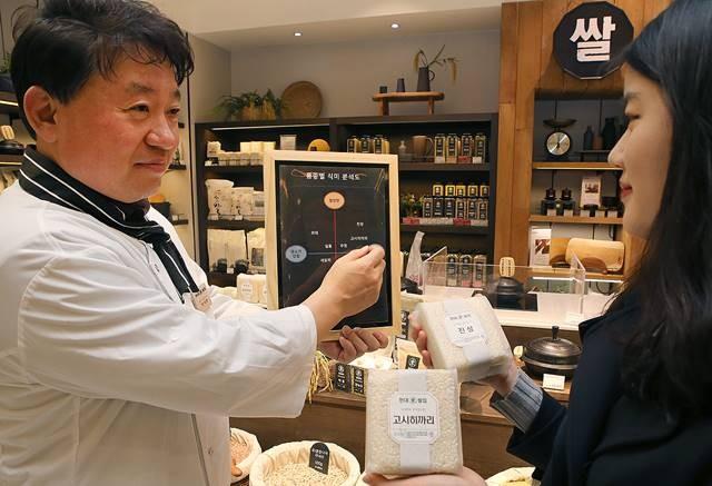 현대백화점, 쌀 판매 전문매장 '현대 쌀집' 연다