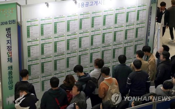 사회복무요원 장기대기자 1만1천 명 '병역 자동 면제'…왜?