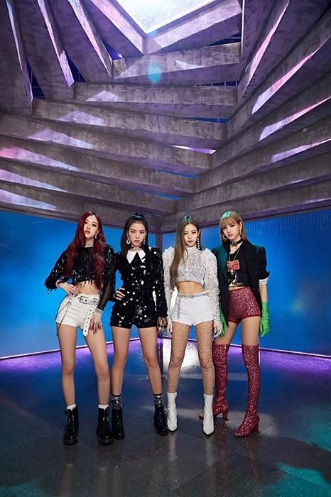 블랙핑크 '뚜두뚜두', 전세계에서 가장 많이 본 K팝 뮤직비디오 1위